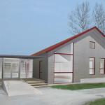Förslag till tillbyggnad öppen förskola