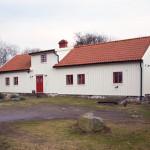 Kaptensgård efter renovering