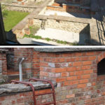 Reparation och underhåll av Ruinparken